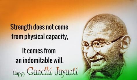 Gandhi-Jayanti